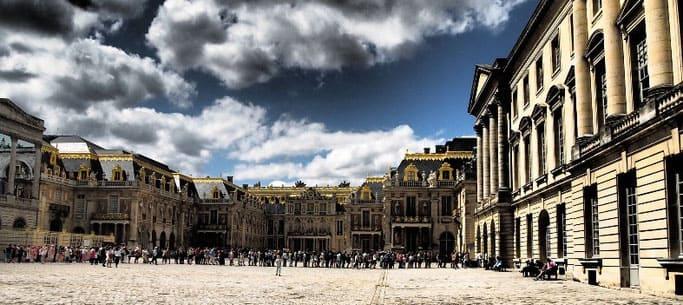 Schloss Versailles Sonnenkönig