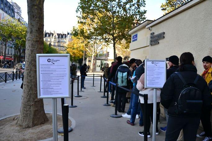 Katakomben Paris Tickets