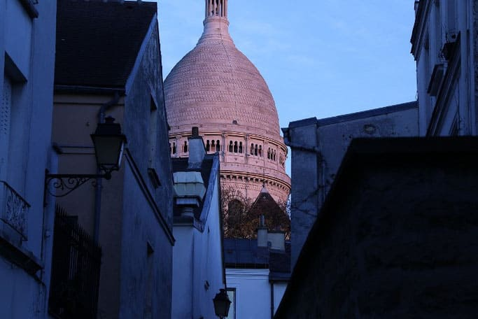 Sacré-Coeur Kuppel