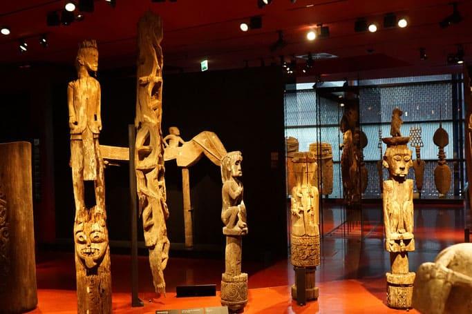 Paris Museum - Musée du Quai Branly