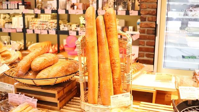 Bäckerei Paris