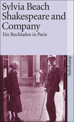 Paris Shakespeare and Company Sylvia Beach