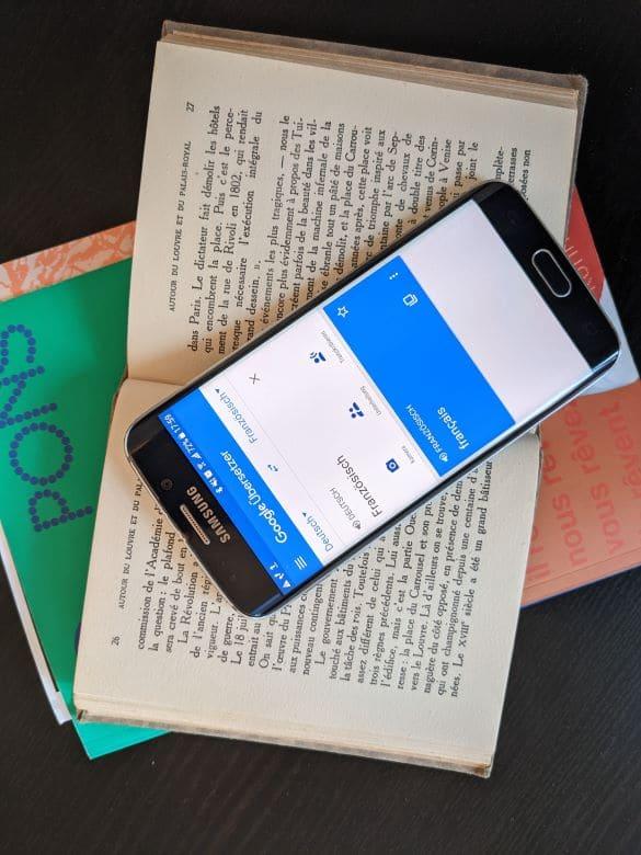 Französisch lernen online und mit Apps