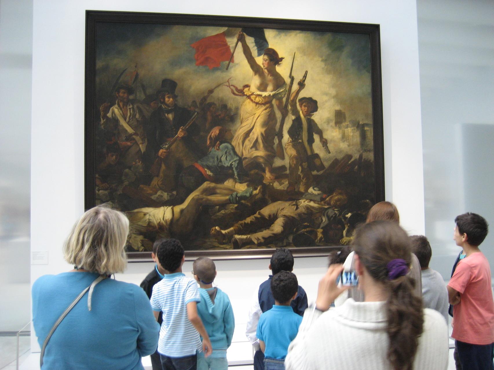 Sortie musée Louvres Lens - juillet 2013