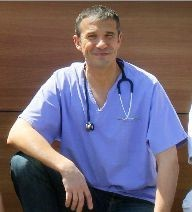 Docteur Vétérinaire Pascal Perronin  (Clinique de Sycomore à Epernon)