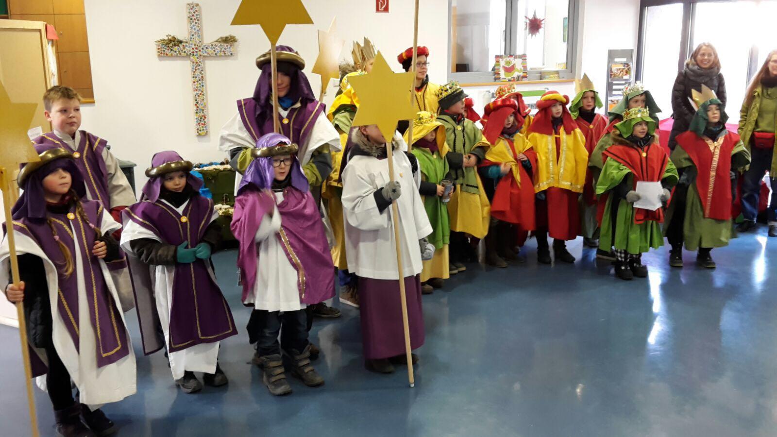 ...in der Kindertagesstätte St. Laurentius