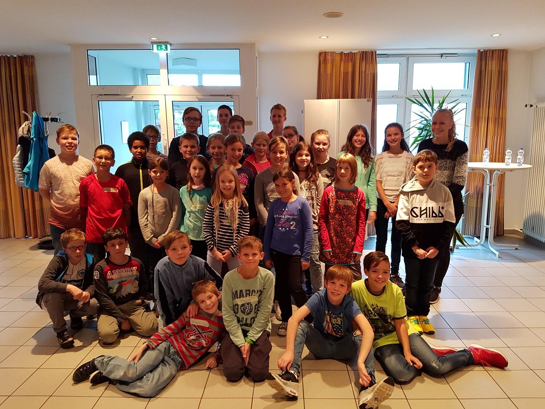 Teilnehmer Messdiener- und Jugendtag 2017