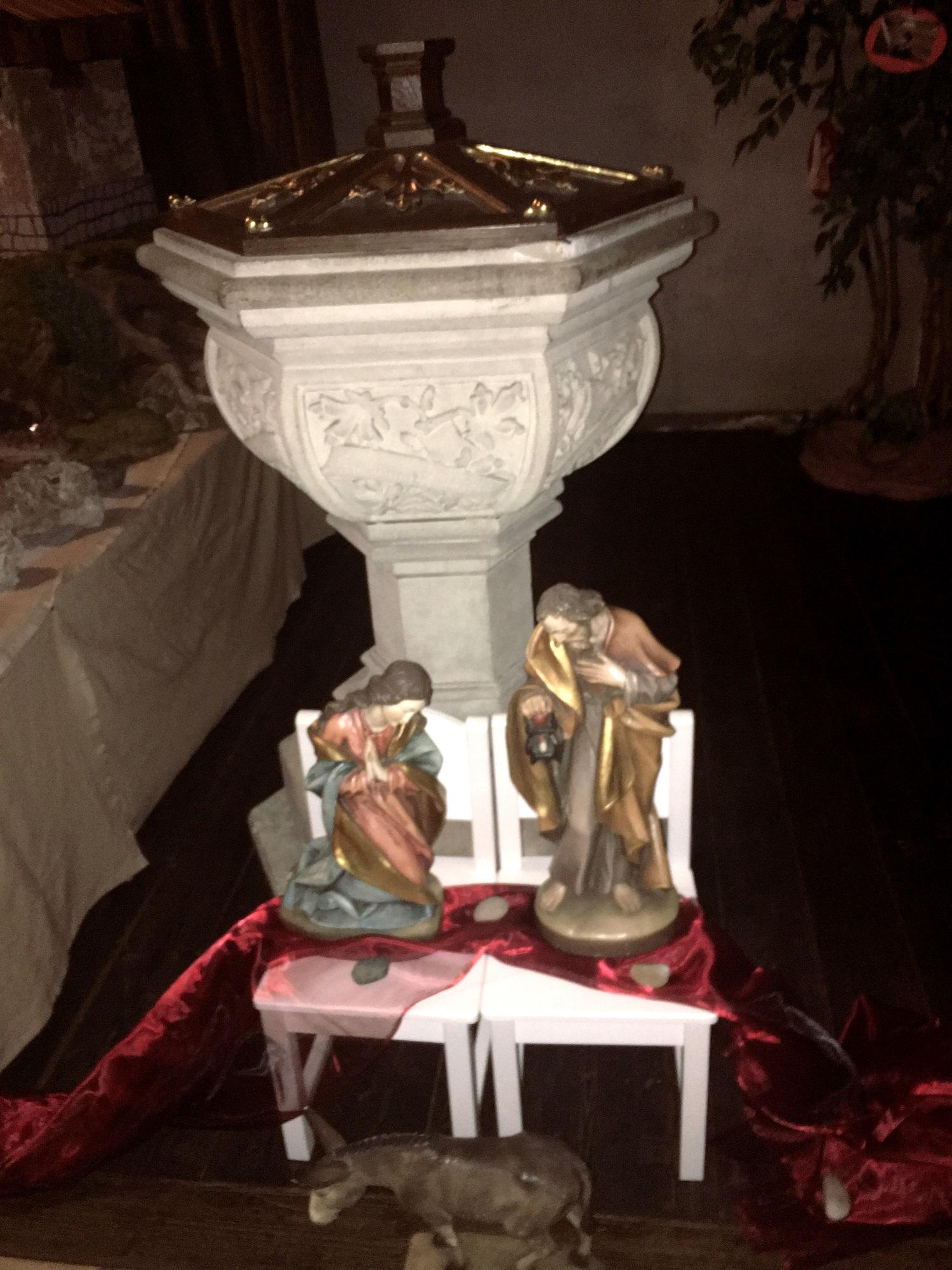 3. Advent - Maria, Josef und der Esel auf Ihrem Weg