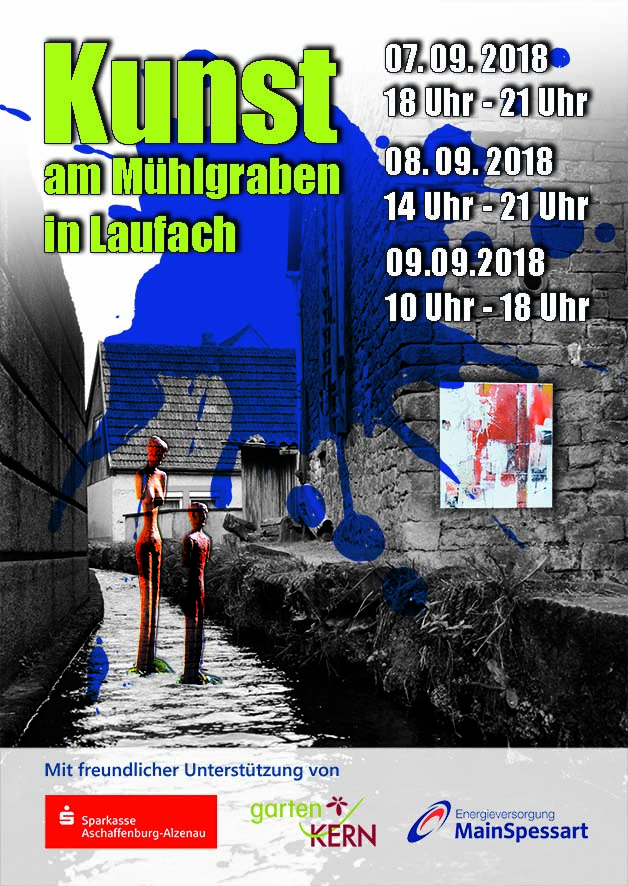Kunst in Laufach