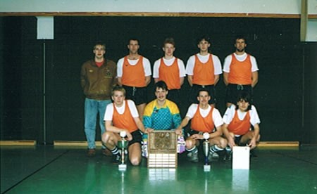 Supercup-Sieger 1992