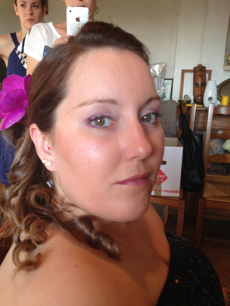 soeur de la mariée