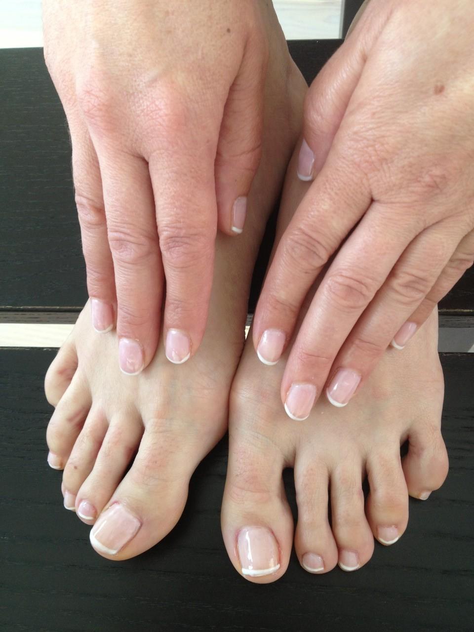 beauté mains et pieds