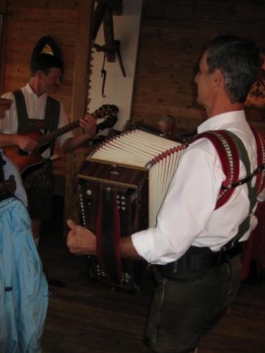 Musikalischer Nachmittag in der Einsiedelei