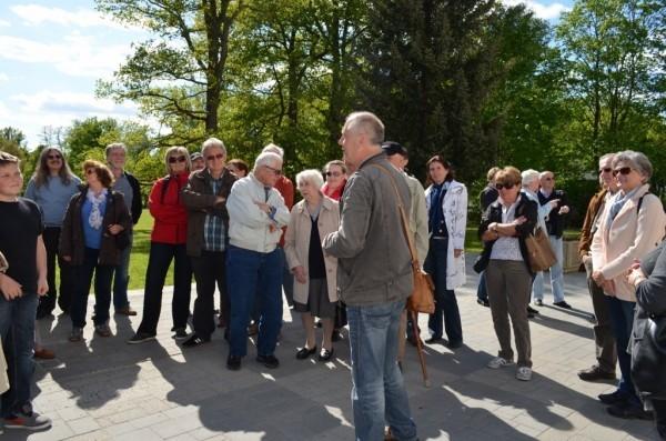 Geführter Besuch der weitläufigen Parkanlagen von Marienbad