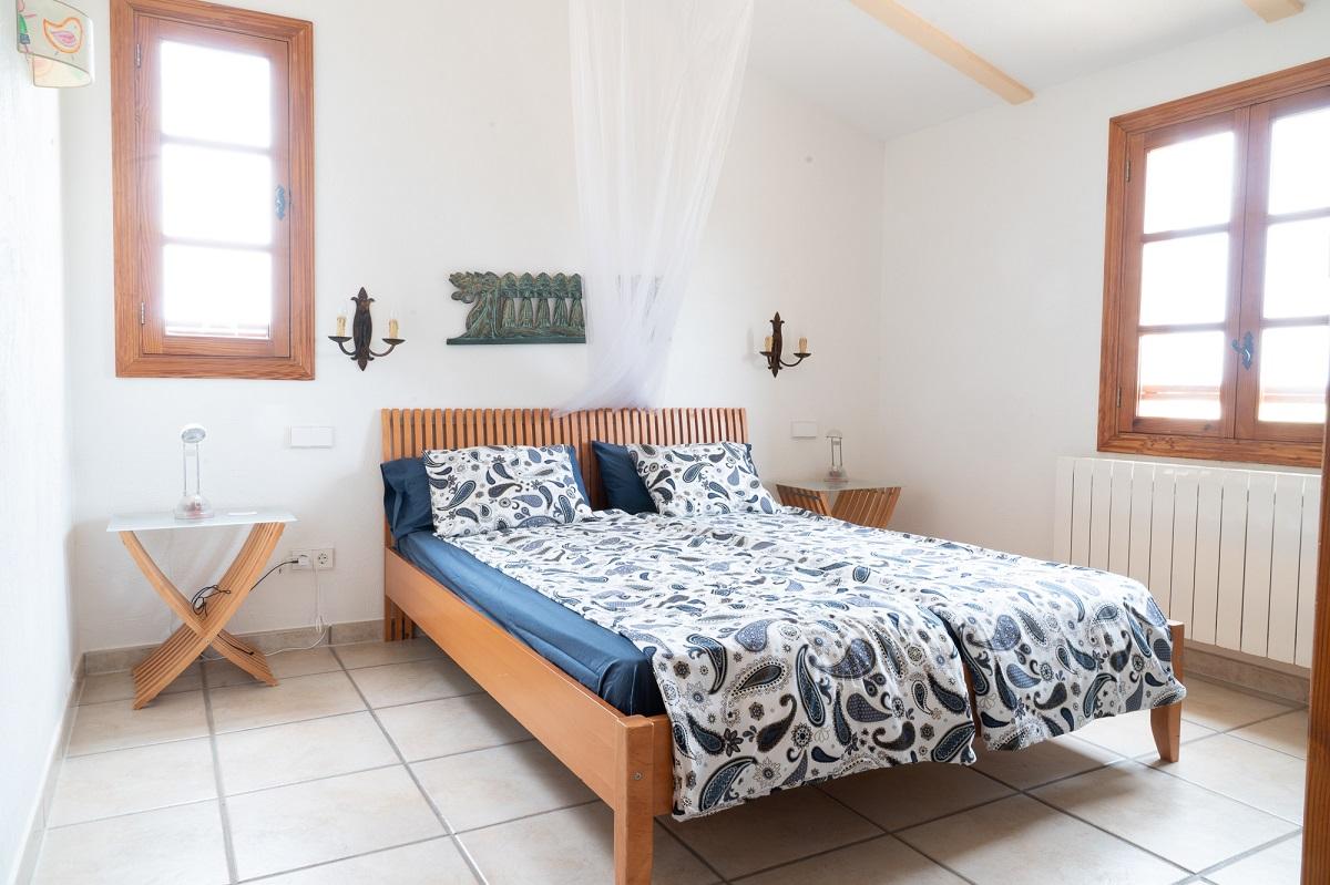 Apartment Schlafzimmer Ost