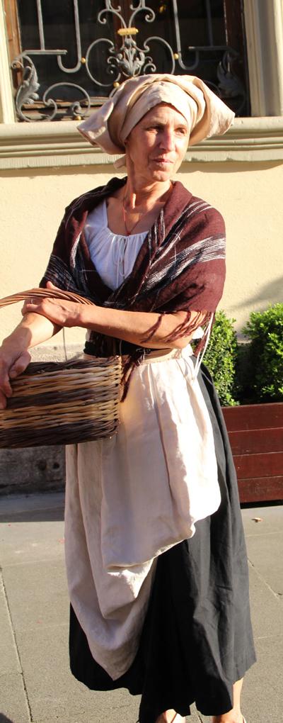 Camilla Ebert, Walburga aus Rothenburg
