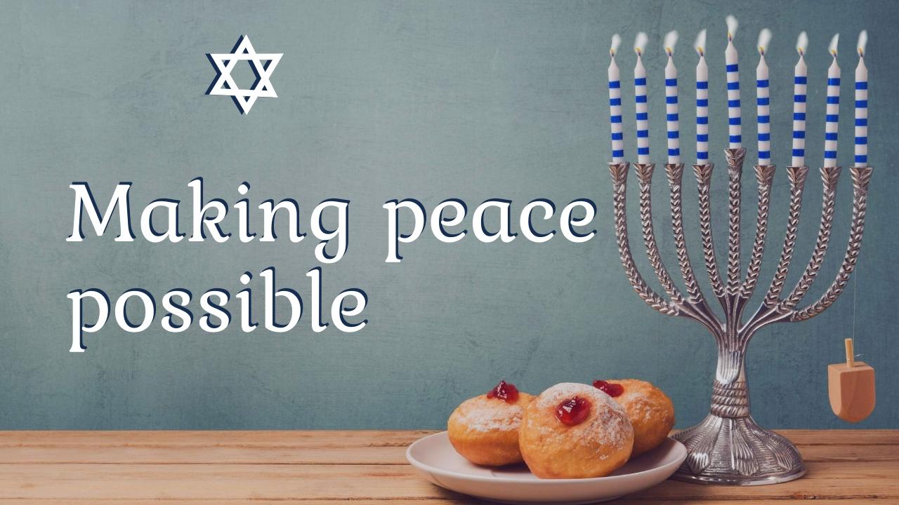 Blog zur Glademakers - Reise nach Israel