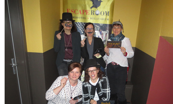 Escaperoom Hillesheim Eifel, Teamevent