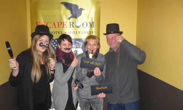 Escaperoom Hillesheim