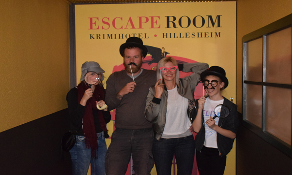 Escaperoom Köln mit Spannung und Spass