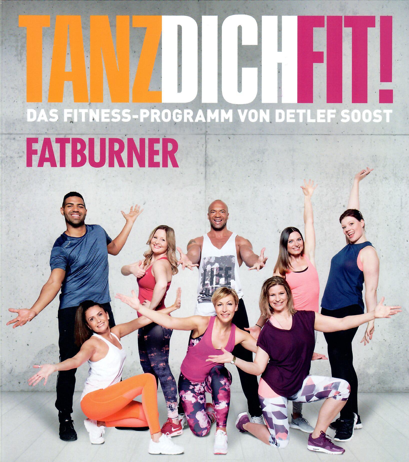 DVD Dreh mit Detlef Soost (Katja/Regina) Mai 2017