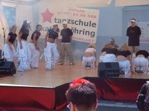 Tanzschule Katja Möhring im Bushido 2002