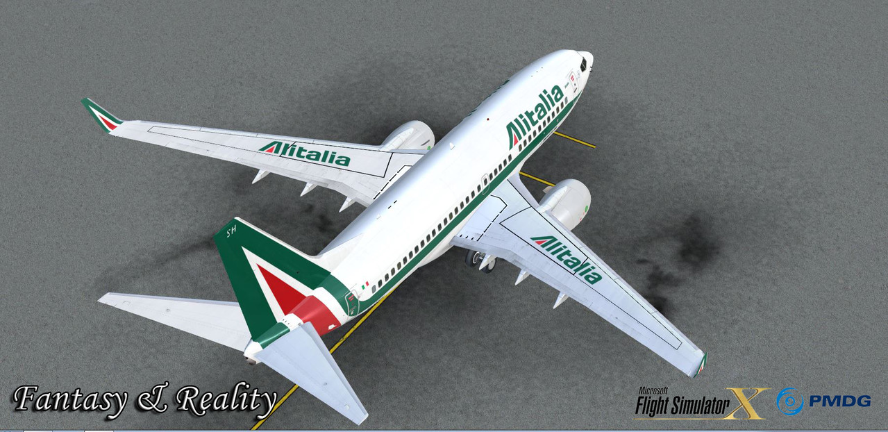 DOWNLOAD FSX LIVERIES - FANTASY & REALITY