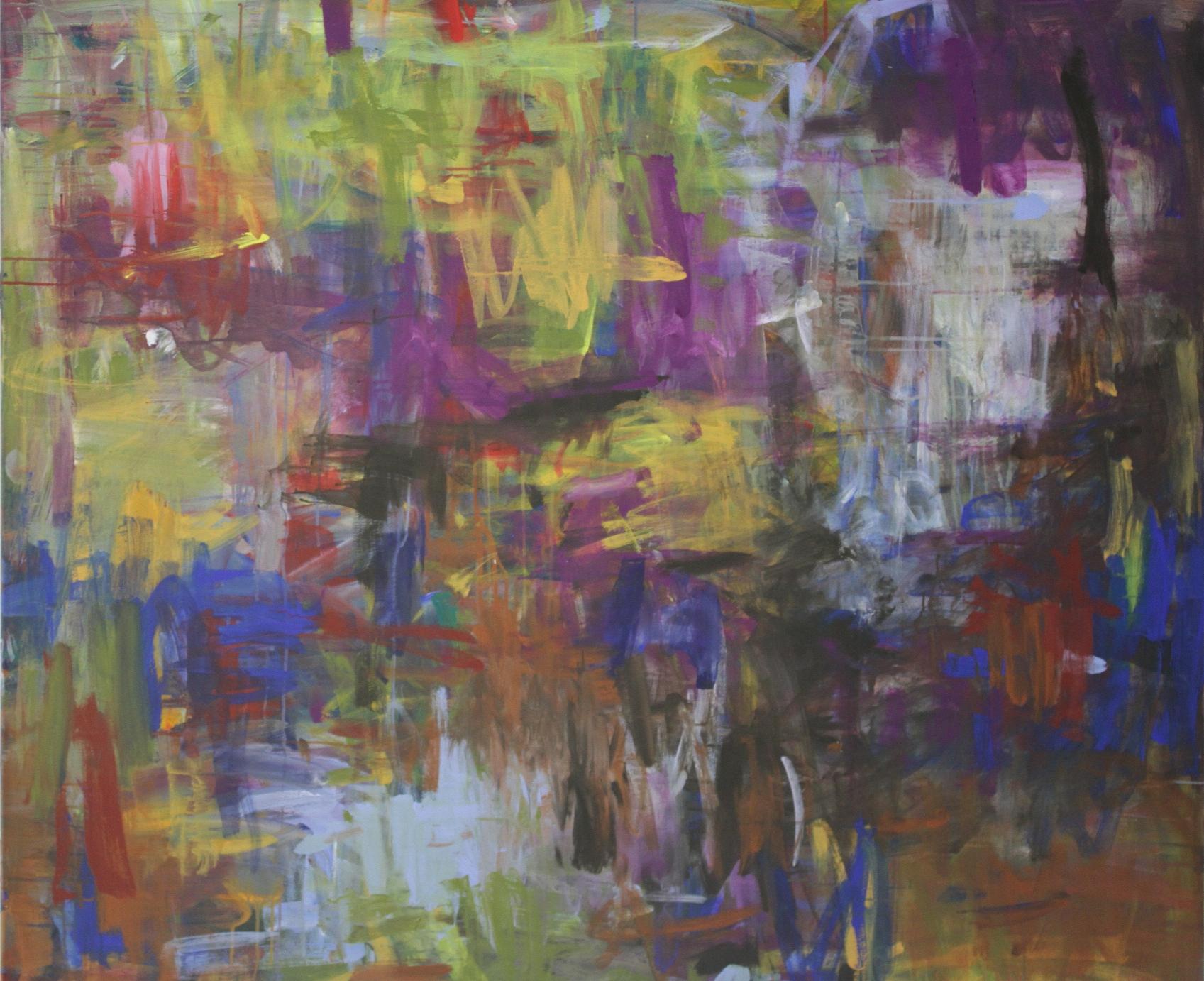 Diptychon Teil 2 | 130 x 150 cm