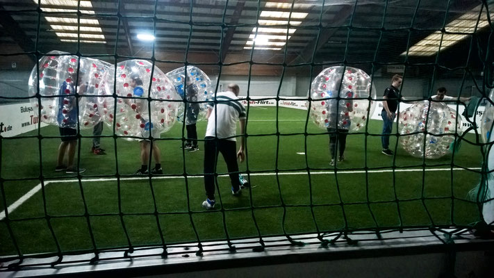 06.10.16 - Bubble Soccer