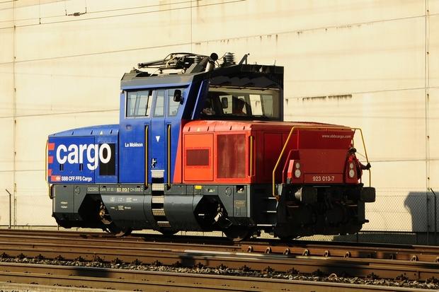 SBB Stadler Eem 923 Bahnfoto P.Trippi
