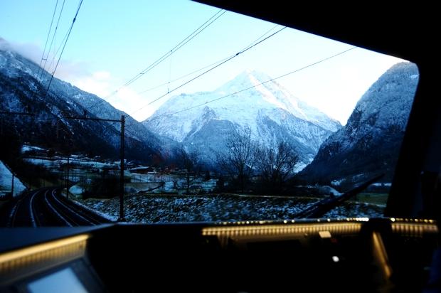 HARSCO Gotthard Bahnfoto P.Trippi