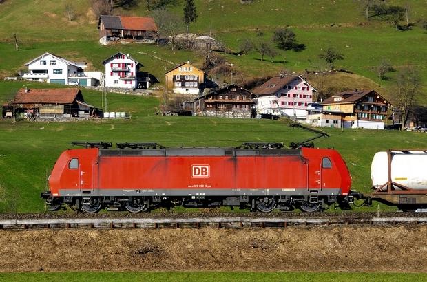DB Cargo Bahnfoto P.Trippi