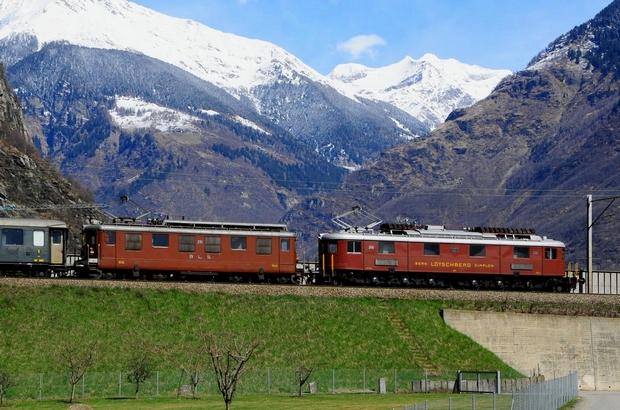 BLS Bahnfoto P. Trippi