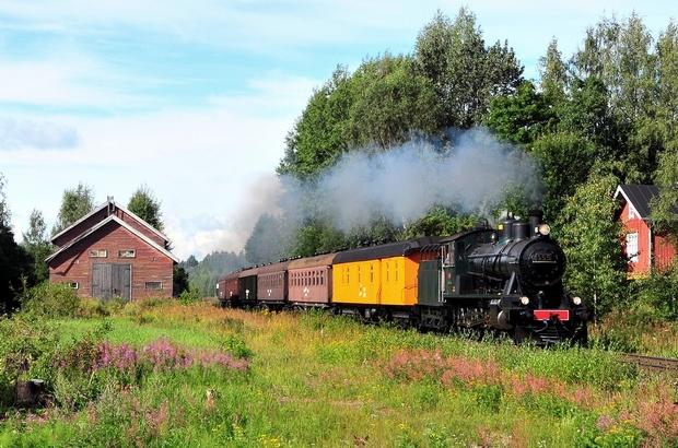 Bahnfoto P.Trippi Finnland