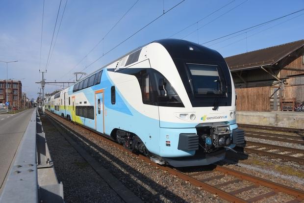 Bahnfotos Schweiz P. Trippi Stadler Rail