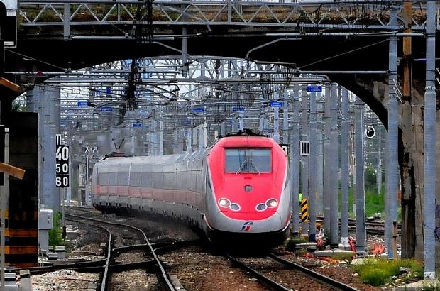 Trenitalia ETR 500 Bahnfoto P.Trippi