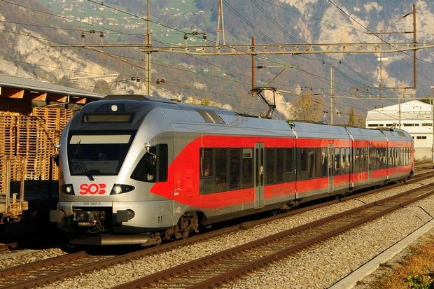SOB Südostbahn Stadler Flirt RABe 526 Bahnfoto P.Trippi