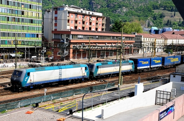 Trenitalia FS 412 Bahnfoto P. Trippi