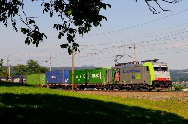 BLS 486 Bahnfoto P. Trippi