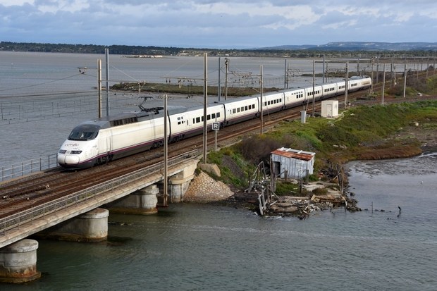 Bahnfoto RENFE AVE P.Trippi