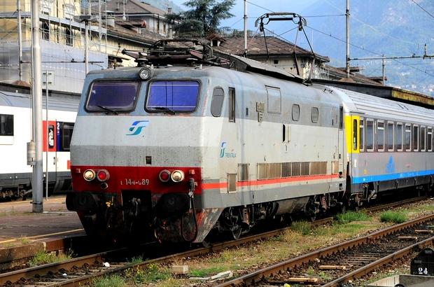 Trenitalia E144 Bahnfoto P.Trippi