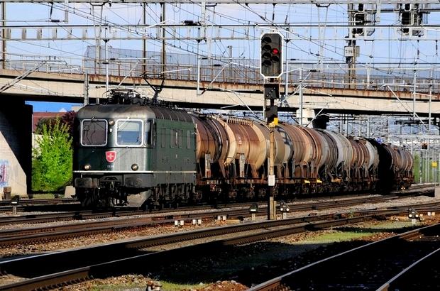 SBB Ae 6/6 Gotthardlokomotive Bahnfoto P.Trippi