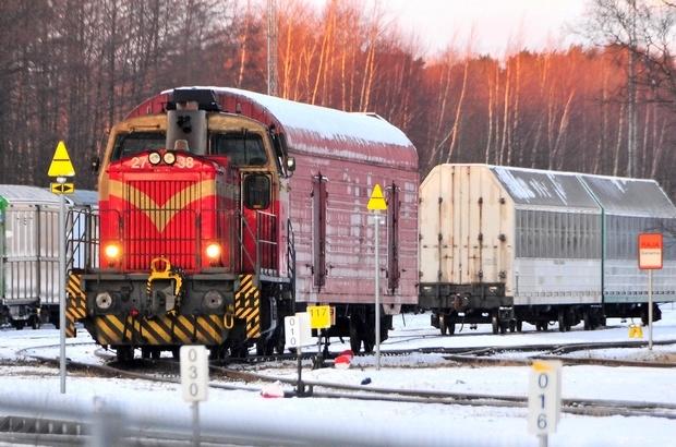 Valtion Rautatiet Bahnfoto P.Trippi