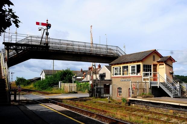 Bahnfoto P.Trippi Wales UK