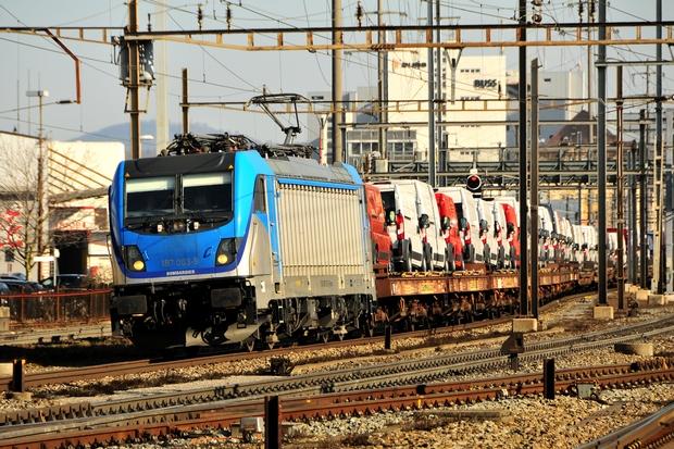 Traxx Railpool BLS Cargo BR 187 Bahnfoto P.Trippi