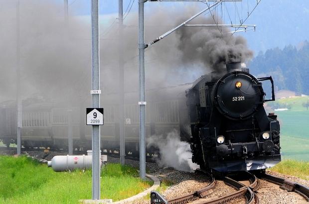 BR 52 Bahnfoto P. Trippi