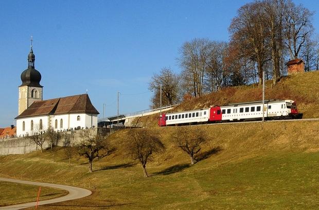 Transports publics fribourgeois TPF Bahnfoto P.Trippi