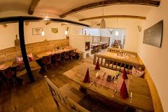 Olles Leiwand, die Austropop Band aus dem Berchtesgadener Land live im Landgasthof Suranger, Ammerang