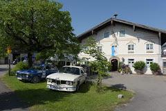 Olles Leiwand, die Austropop Band aus dem Berchtesgadener Land live im Gasthof zur Post, Kammer