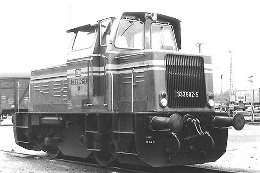 Die DB übernahm Loks Gleise und Personal